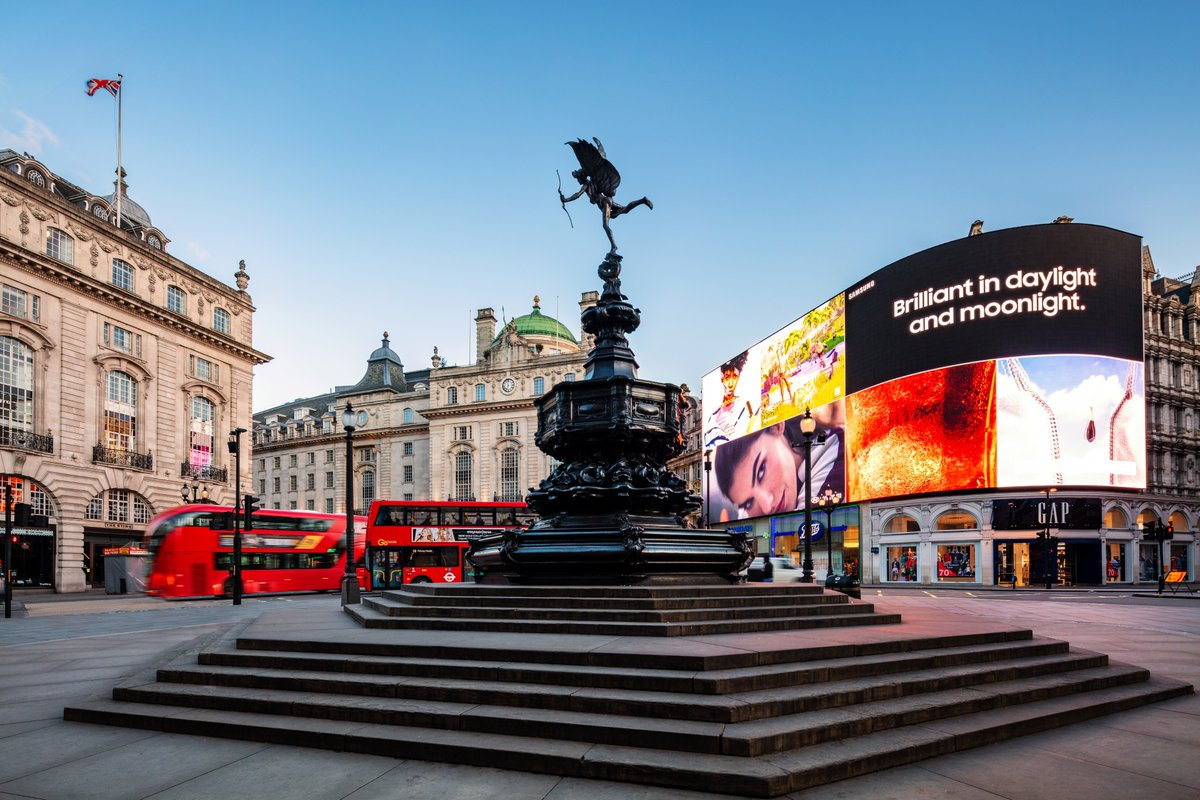Did you know, the Shaftesbury memorial fountain, known as Anteros and often mistakenly known as Eros, commemorates the philanthropic works of Anthony Ashley Cooper, 7th Earl of Shaftesbury, a Victorian politician who replaced child-labour with school education.  #TuesdayThoughts https://t.co/slbs4YgGSk