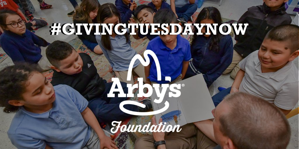 Join the #GivingTuesdayNow movement and donate to help us support kids across the country through our partners @nokidhungry, @JA_USA, and @BBBSA – even the smallest amount can have a profound impact. Tag a friend to keep the good going ⤵️ Link to donate: https://t.co/dYhOQ4SQCd https://t.co/vPeEi66rsL