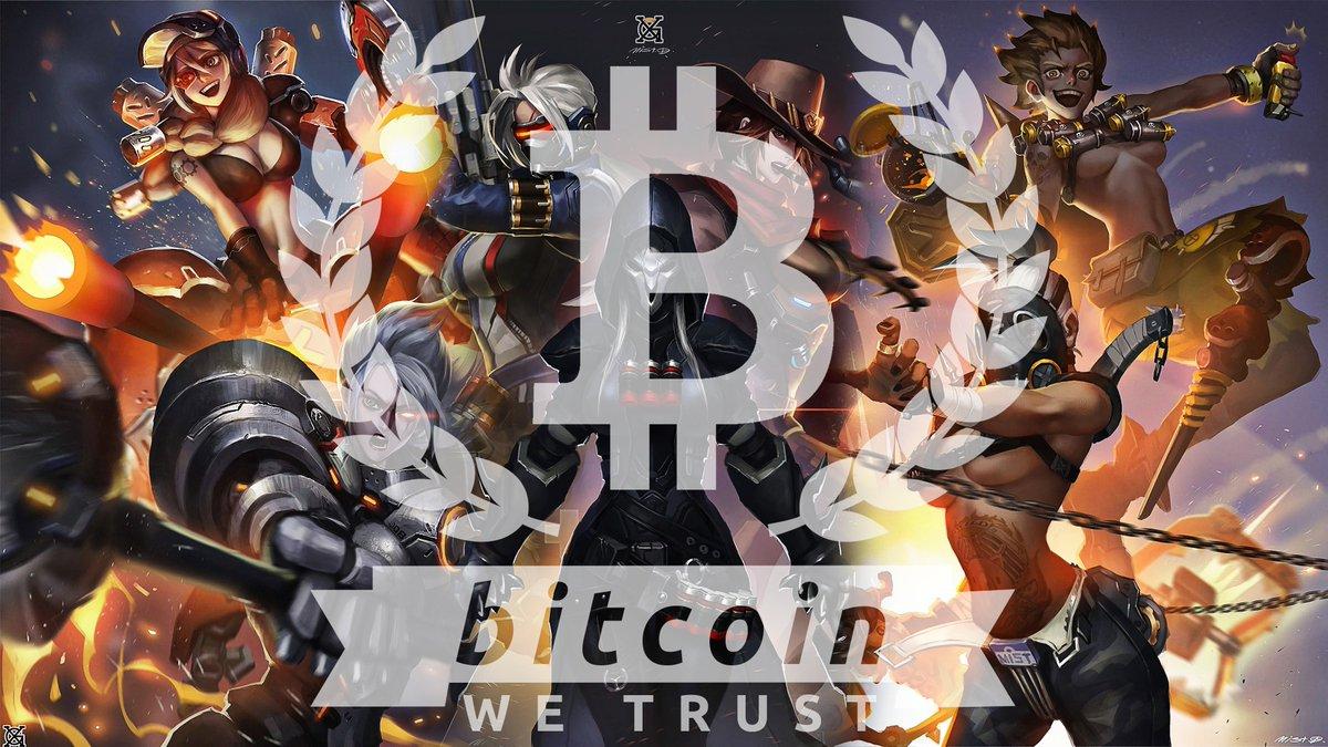 bitcoin overwatch