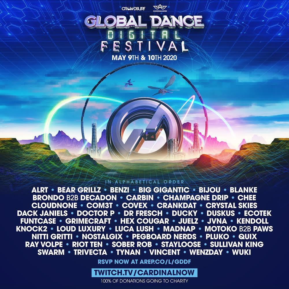 Global Dance Festival 2020  live stream