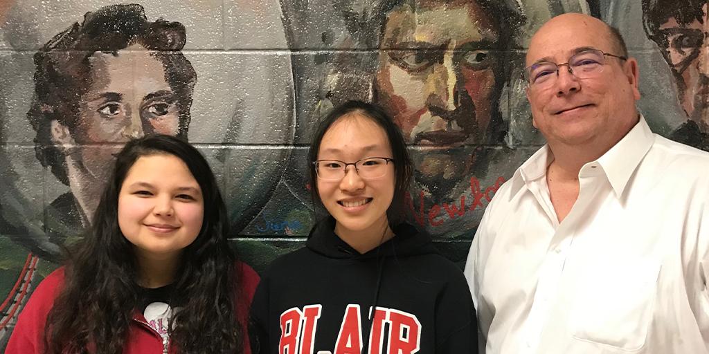Elia Safit, Lillian Zhou, and John Kaluta