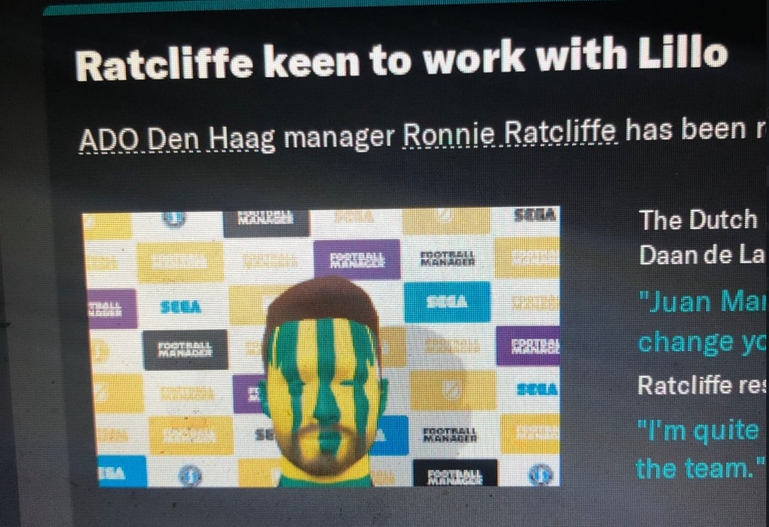 Out Of Context Football Manager On Twitter