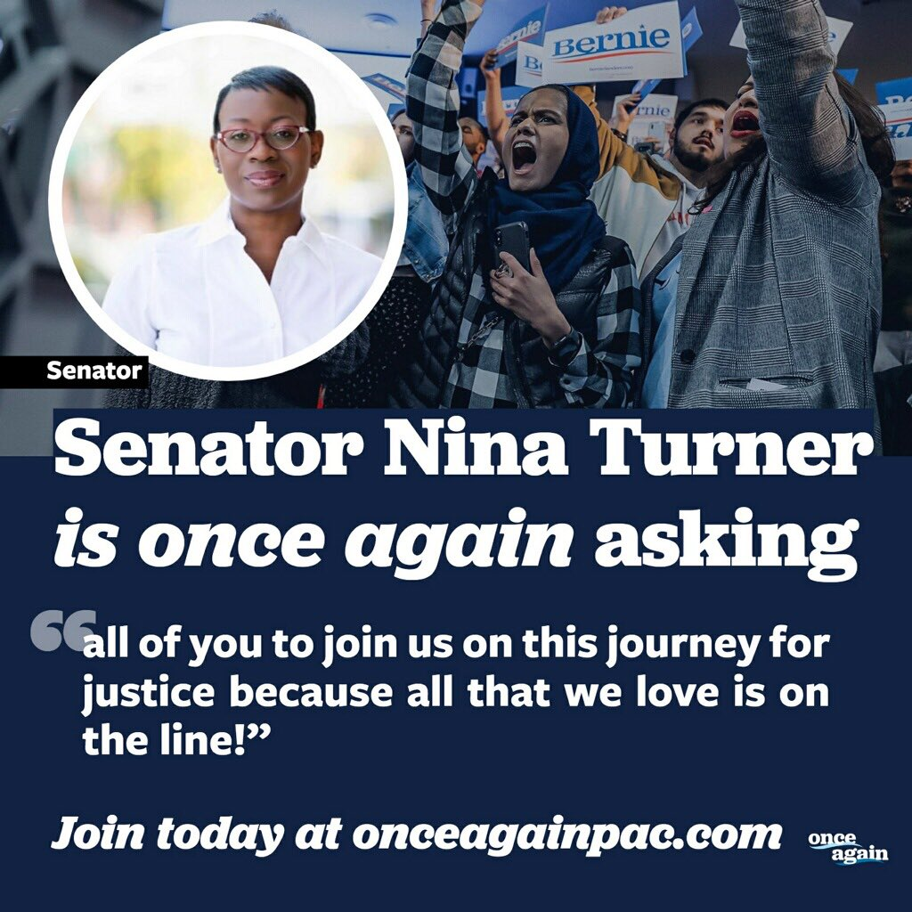 Join us at 7pm ET tonight. RSVP: onceagainpac.com Cc: @Roots_Action @People4Bernie @pdamerica