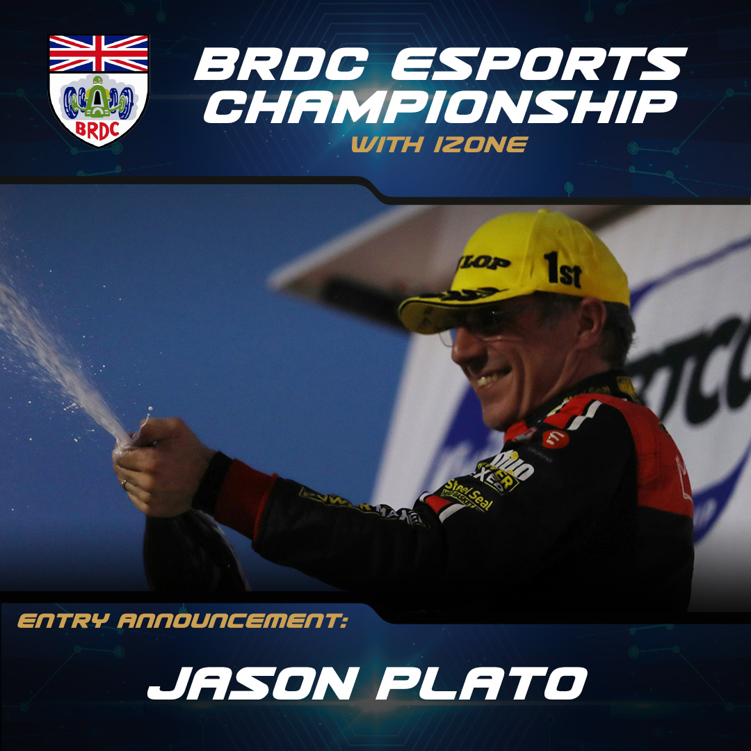 We are delighted to announce the first of our #RACE4NHS #BRDCesports championship entries - none other than @BTCC star @jasonplato.  Entries close at midday on Thursday so expect some more announcements later this week. Donations can be made via this link: https://t.co/mvCnyvhkjy https://t.co/4LRE0ENY00