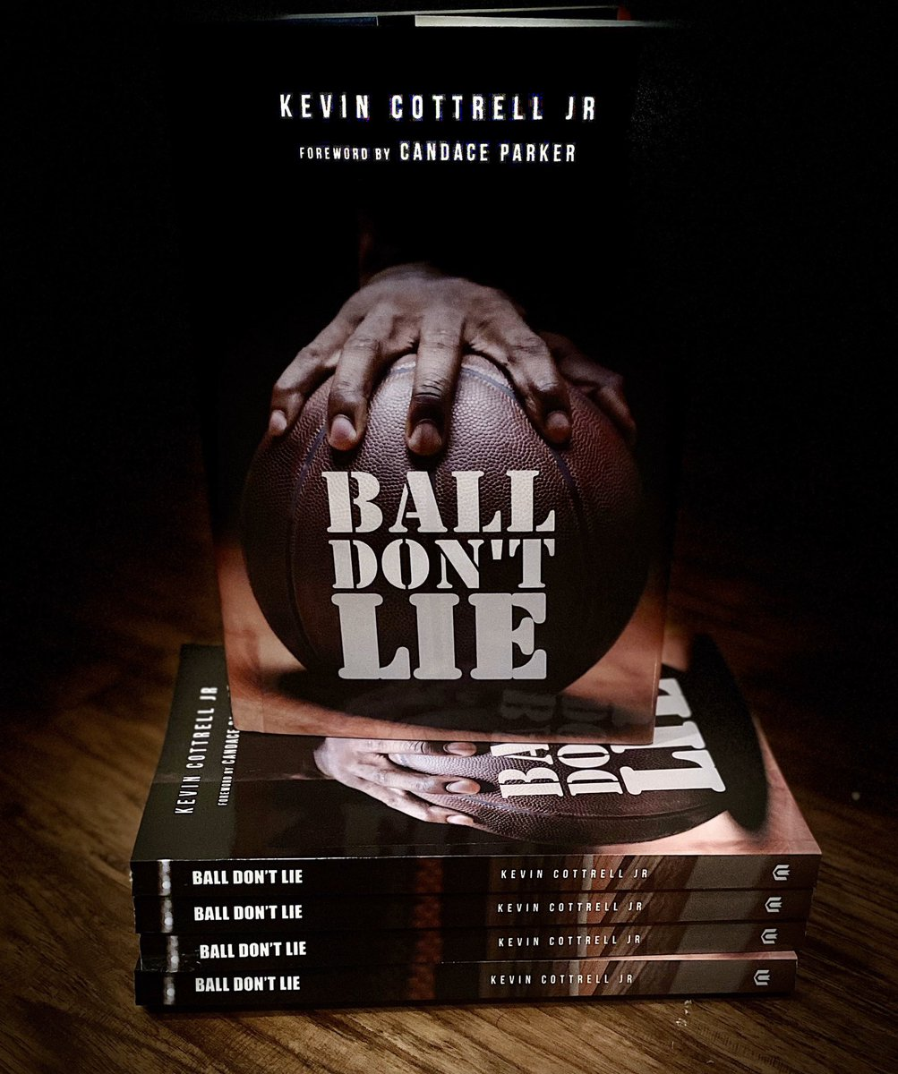"""Looking for a good hoop fix? Grab a copy of my debut book """"Ball Don't Lie."""" I went one-on-one with 10 legends reliving memorable moments of their career! Now Available  Author House https://t.co/CKYBO45fZQ   Amazon https://t.co/NNe1BXkjJd  Barnes & Noble https://t.co/jEfNVVuVlC https://t.co/gVDSKqJJOI"""