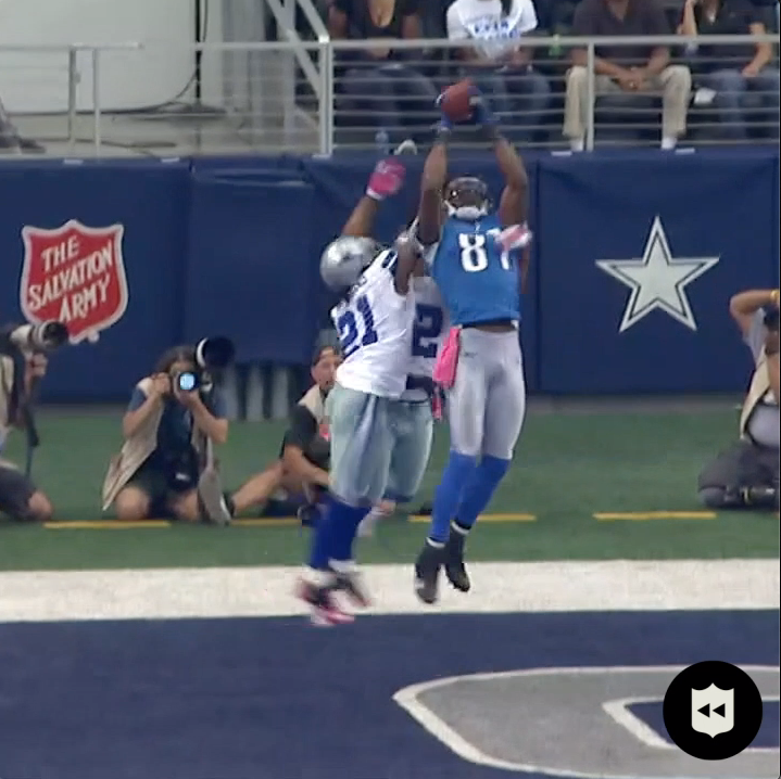 Image for the Tweet beginning: Prime Calvin Johnson actually wasn't