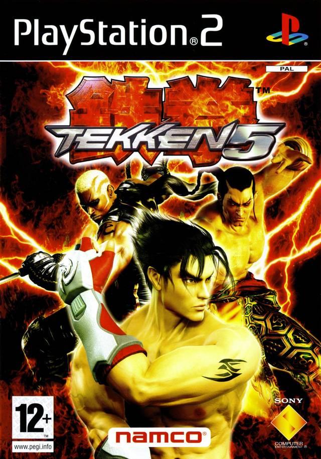 Bandai Namco Uk On Twitter Tekken 5 Ps2 2005 Was A Huge