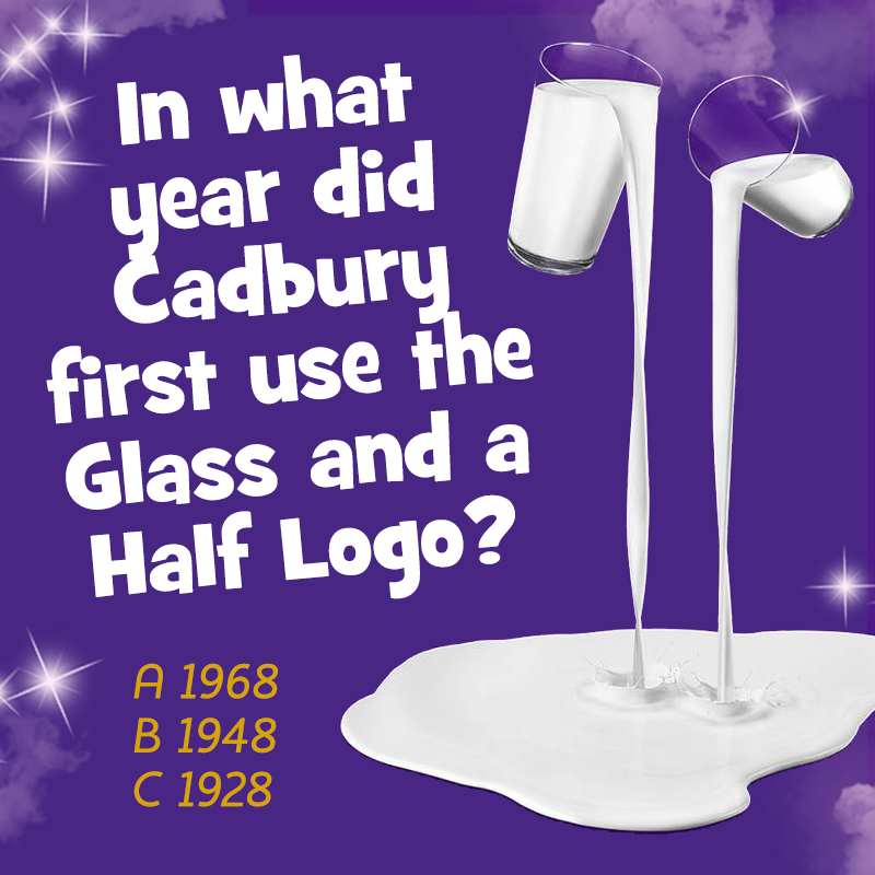It's #QUIZ QUESTION Tuesday! Let us know your answer in the comments 🤔🍫 #Cadbury #Chocolate https://t.co/OPL1trHaQP