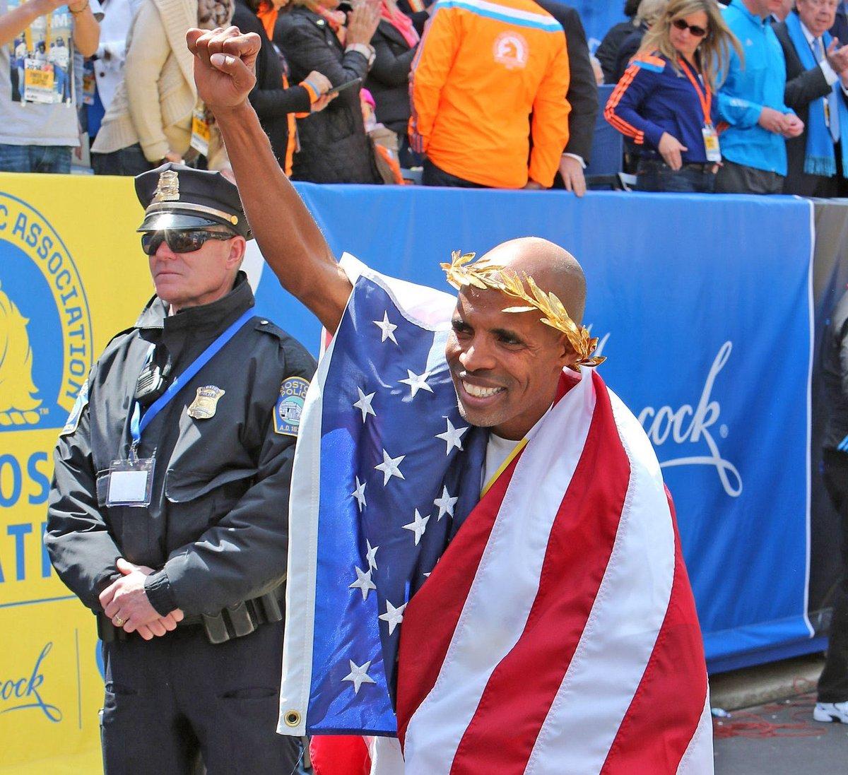 Wishing a very Happy Birthday to 2014 Boston Marathon champion and six-time Boston finisher @runmeb! 🇺🇸🥇🦄