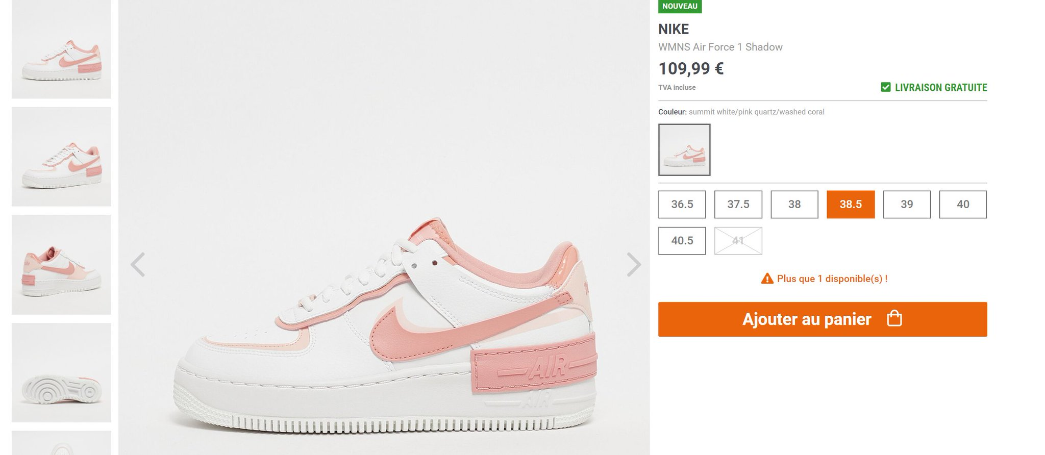 Moresneakers Com On Twitter Eu Only Restock Now The New Wmns