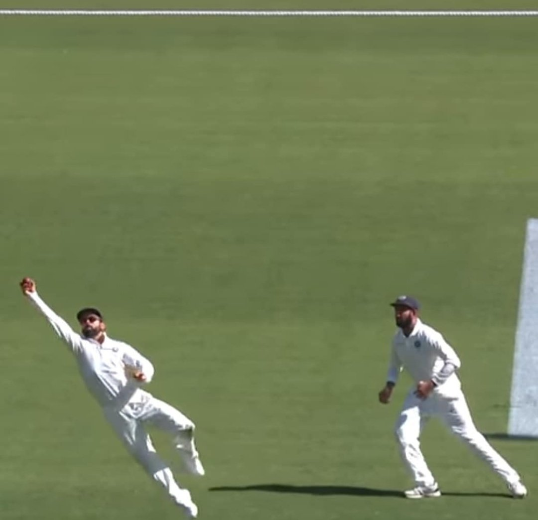 Fielding has become the difference maker in modern day cricket. (Credits: Twitter/ Virat Kohli)