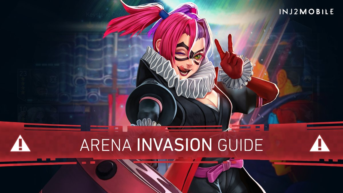 Wb Games Support On Twitter Batman Ninja Harley Quinn Has Invaded The Multiverse Armored Supergirl Arena Season In Injustice2go Participate In Arena Battles For A Chance To Obtain Her Hero Shards And