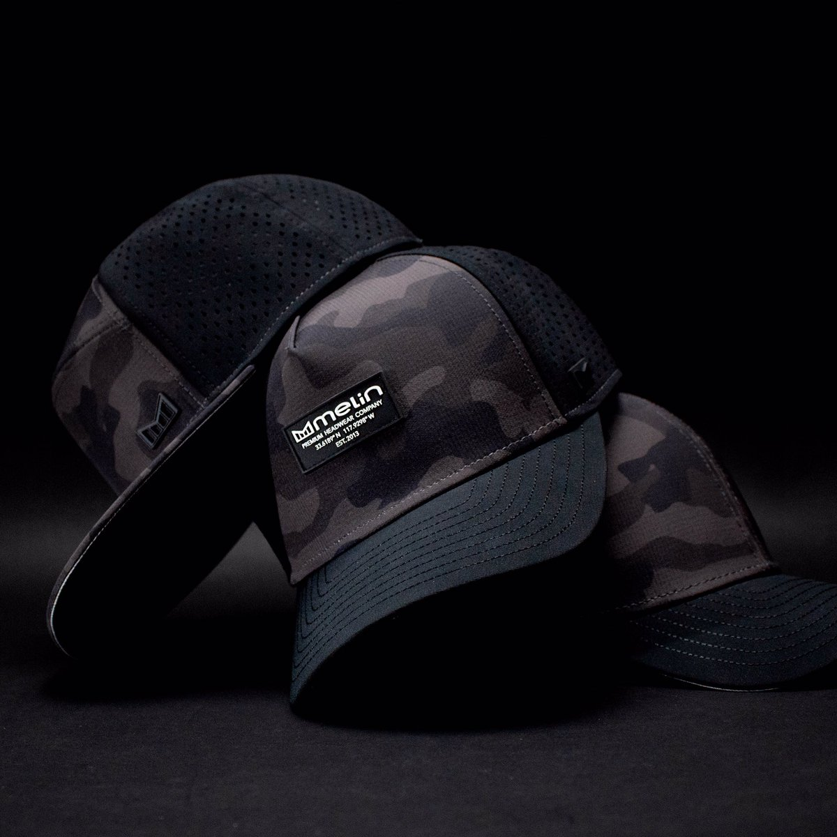 🔥New Drop!🔥 Introducing the Black Camo Pack in HYDRO. Don't miss grabbing one in your favorite style while they're here.