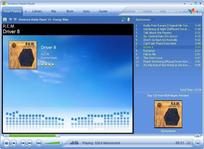 Nude On Windows Media Player
