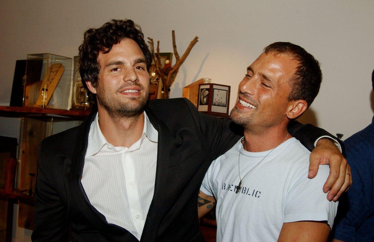 "Mark Ruffalo China on Twitter: ""Mark & Scott 💚… """