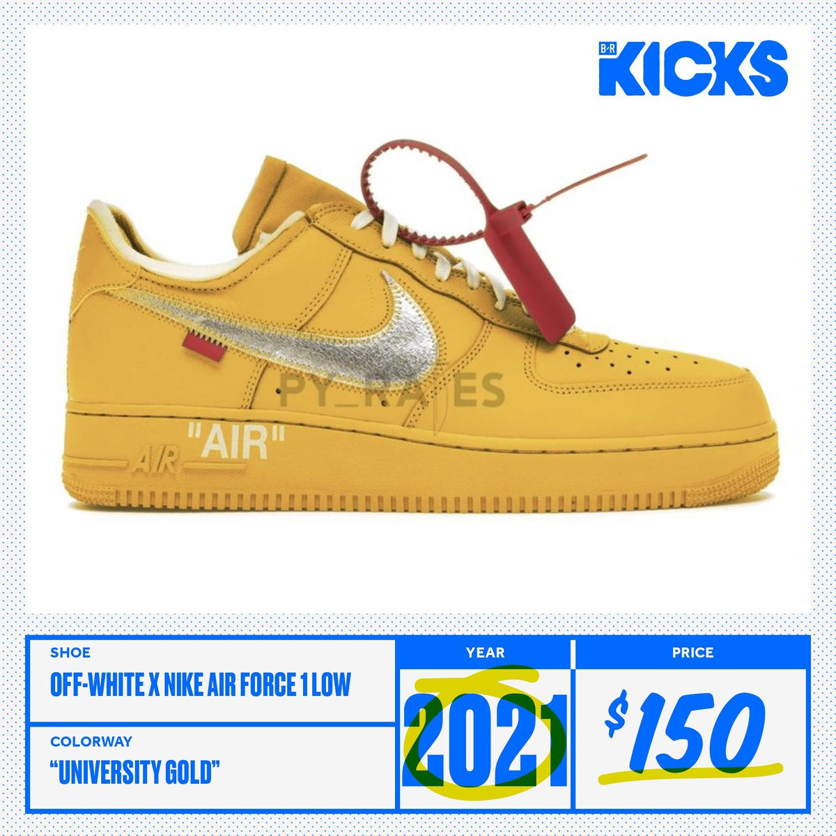 air force 1 off white price