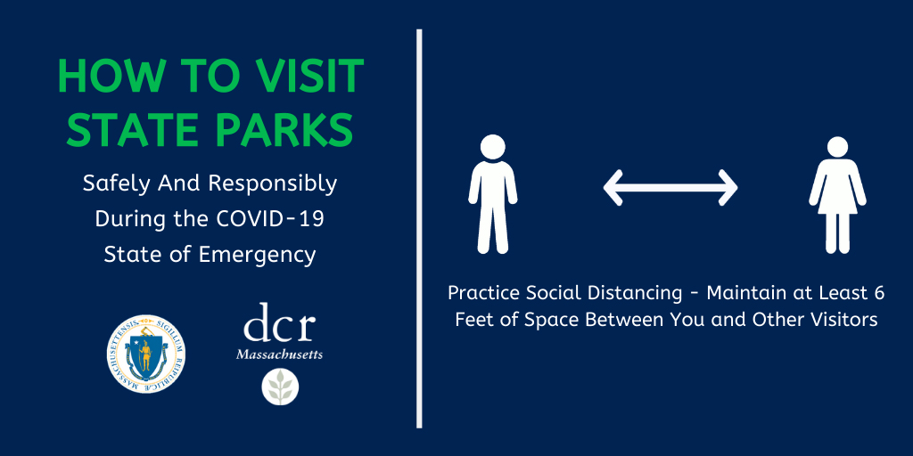 How to do social distancing in parks, trails, and paths