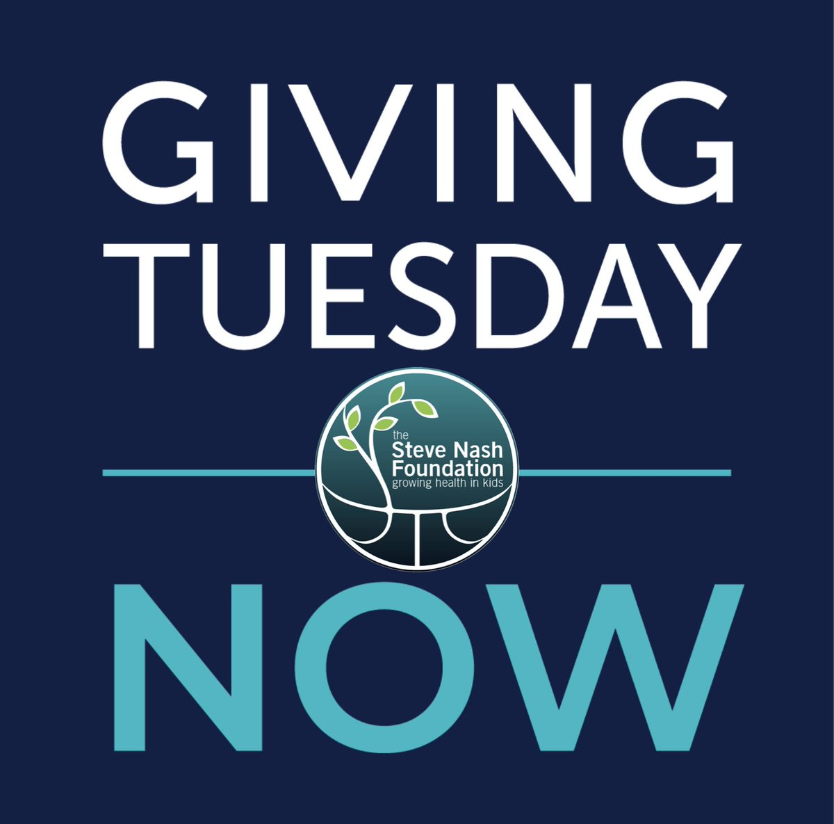 Taking care of one another, and innovating in how we do, is more important than ever.  On this #GivingTuesdayNow, join us at the @stevenash Foundation in supporting those working to lift up our communities: https://t.co/St3eet8JS0 https://t.co/EvheIajud0