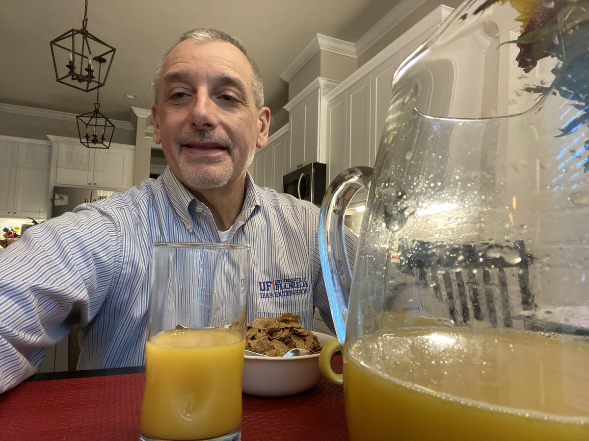 Starting out my day with #FloridaOJ twitter.com/UF_IFAS/status…
