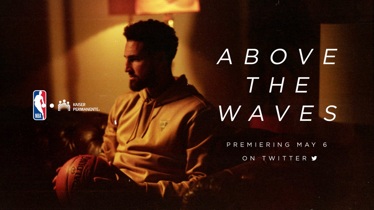 The short documentary ABOVE THE WAVES presented by @kpthrive – following me on my mental and physical journey back from injury premieres Wednesday right here. Check out the trailer:https://t.co/RB3NMKUx59. #TrainTheMind #KPpartner https://t.co/vyVyltA4CE