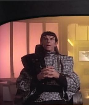 Happy Birthday Marc Alaimo- he\s had more different guest star looks than Janeway had hairstyles