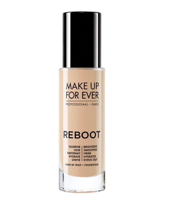 """""""It helps me a achieve an even, healthy glow that hides the fact that I'm anxious and lacking adequate sleep."""" Read more on @byrdiebeauty how Make Up For Ever Reboot is an April favorite. https://t.co/0mgdZAasiC https://t.co/HcC3AyfV0m"""