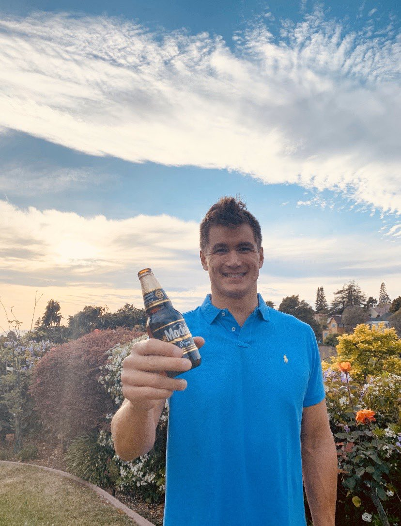 Please join me in saluting our medical community in a big way today. Share a raised glass or thank you with #CincUp and @ModeloUSA will donate $1 for every public post (up to $500K) to #FirstRespondersFirst! Thanks for helping and I hope you all have a safe & happy Cinco. #ad https://t.co/FZoCMuSVLs