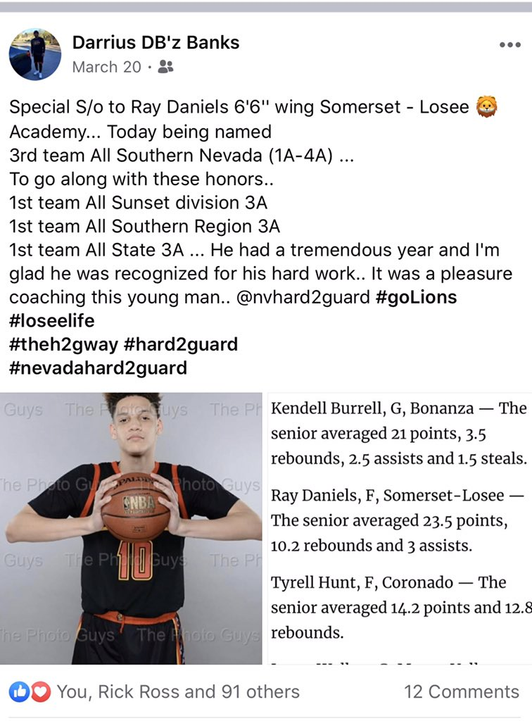 Looking forward to @ray_daniels44 taking his journey all the way to the east coast @PointeGrad 💪🏽😤 https://t.co/lotbdkUPw8