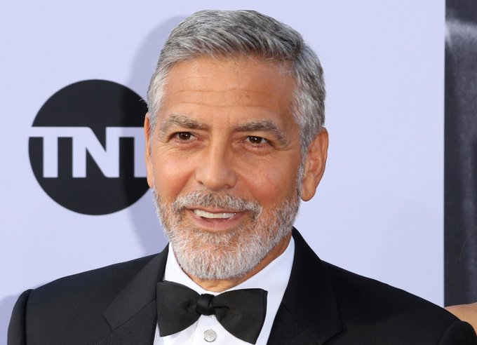 Happy 59th birthday to George Clooney!