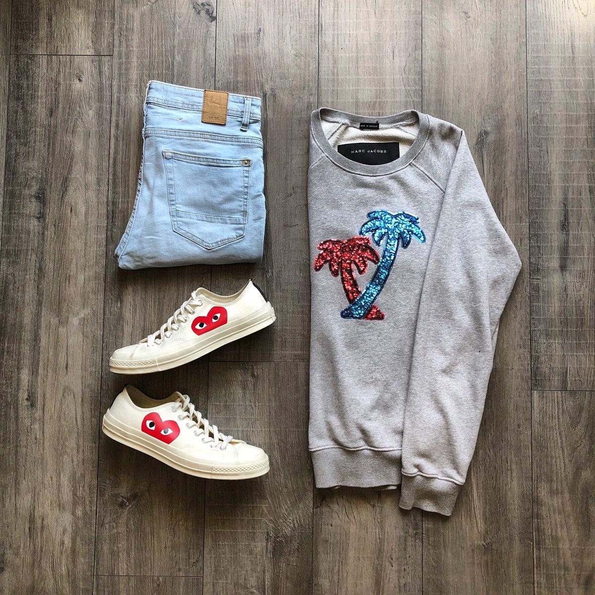 BrandsSweater #marcjacobs Pants #zara Shoes #commedesgarcons • • • #mensfashion #mensstyle #menwithstyle #menswear #streetstyleguys #guyfashion #styleforguys #malestreetwear #mensfashionteam #mensfashionairy #menaboutfashion #OOTDMenStyle #menfashionapparelpic.twitter.com/JmhyRfPCvW