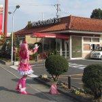 【ヒロインだってジャンクフードが食べたい】キュアリズムがマクドナルドに行ったことに大きな大人が大歓声