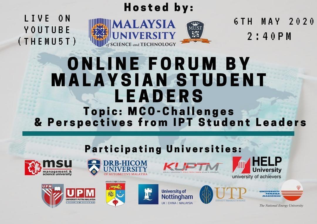 Malaysia University Of Science And Technology Msiauni Kd Twitter