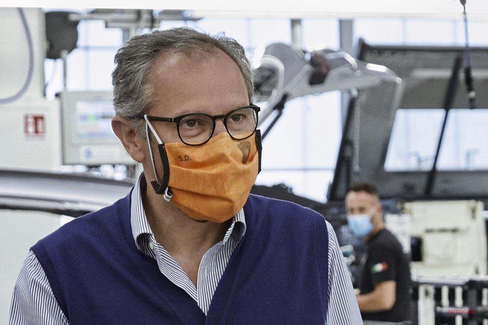 マスク ランボルギーニ