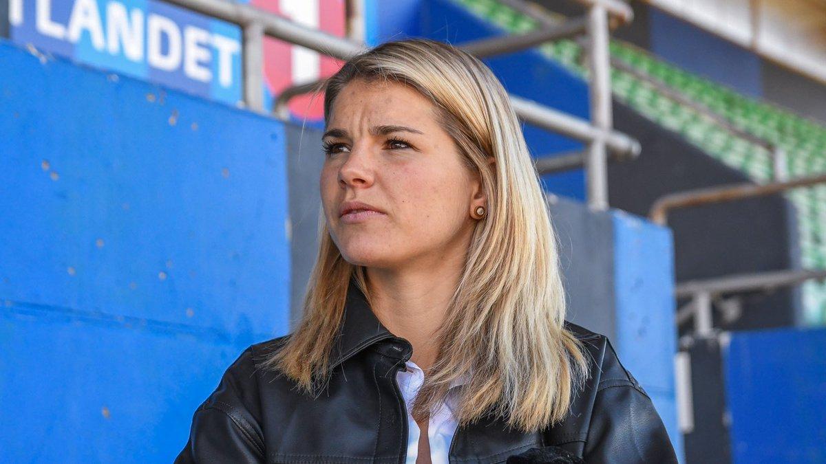 🗣 — Intervju med @AndrineStolsmo hos @stabakchixa. bit.ly/proff-drommen