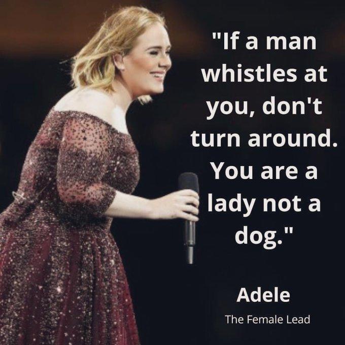 Happy Birthday Adele via @ FemaleLead .