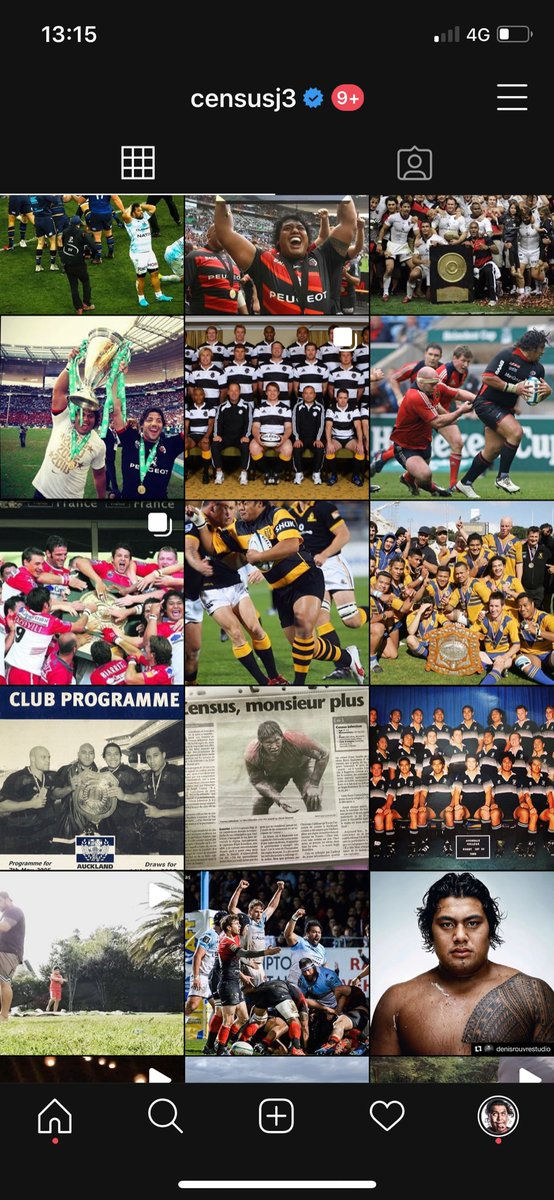 FA'AFETAI, THANKYOU et MERCI  RUGBY FAMILY. 06.05.20 🙏🏾 #retirement #rugbychapter #39 #xcj5 https://t.co/Uh5KFKELA7