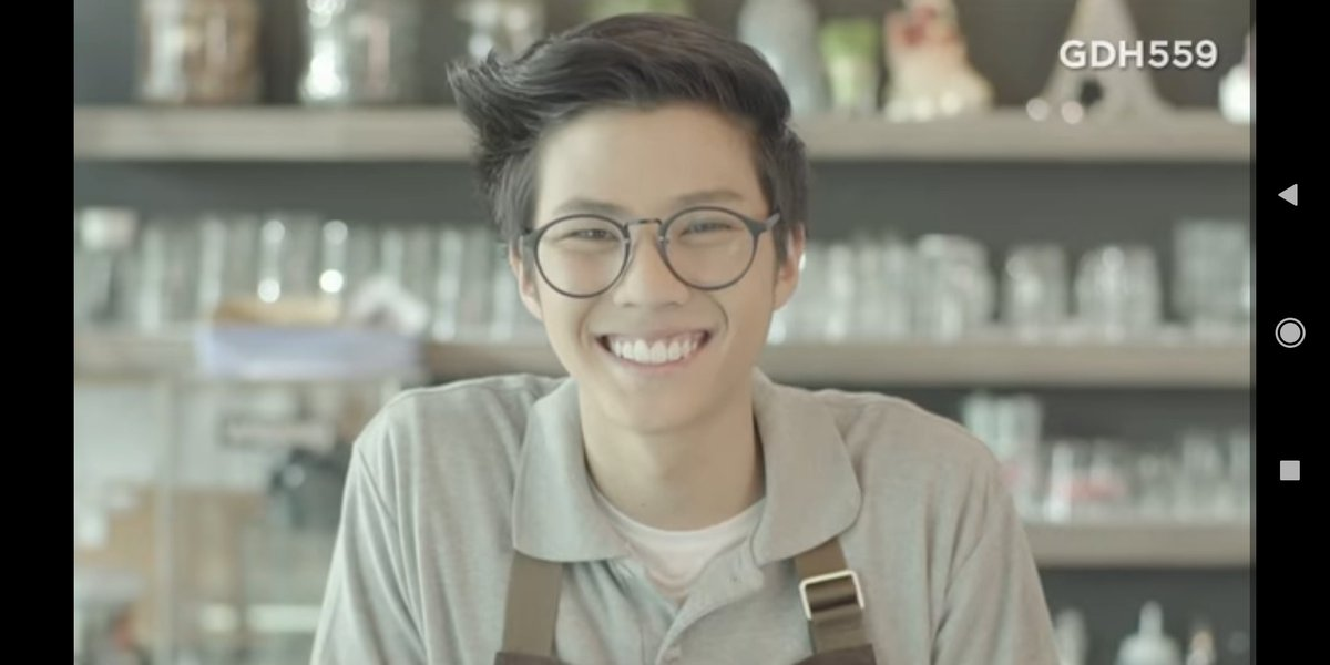 I dont blame Gus coz even i would say yes to anything to this baby....just look at his charming smile and puppy dog eyes...😍😍😍😍 #DiaryTootsiestheseries https://t.co/wAD9wCs1EA