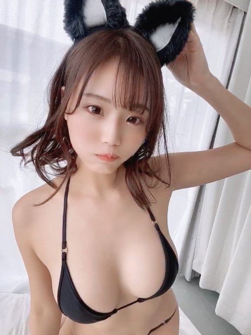 AV女優二階堂夢のTwitter自撮りエロ画像4
