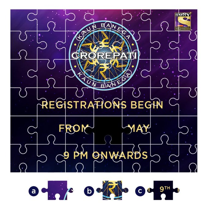 KBC Registration Begins