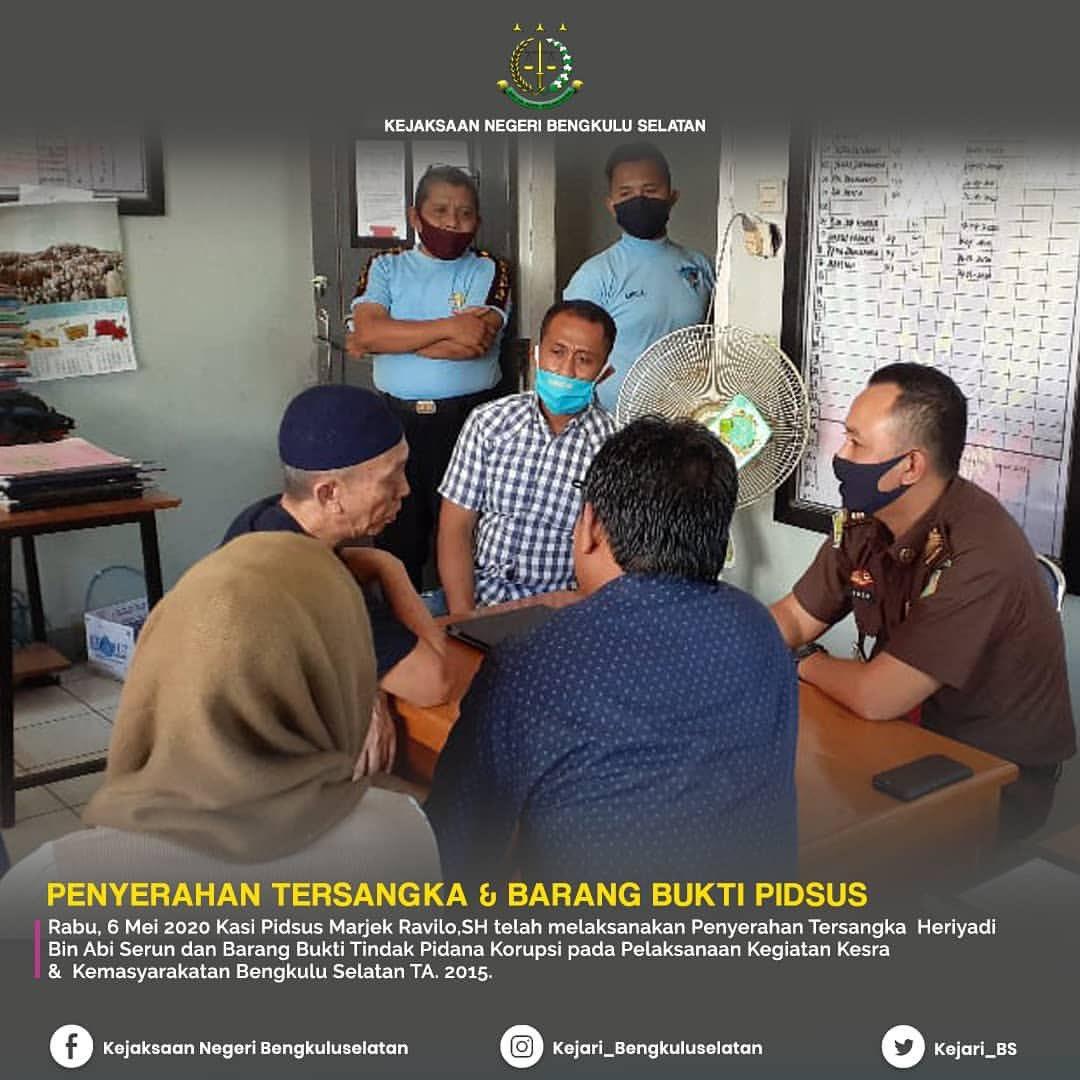 Kejaksaan Negeri Bengkulu Selatan Kejari Bs Twitter