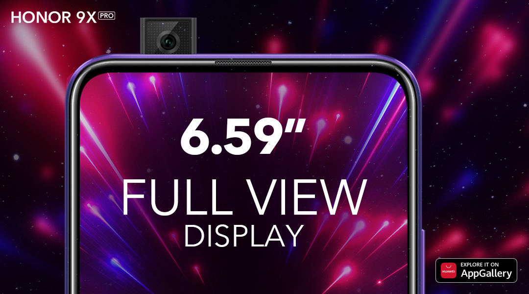 "Experience the #UpforXtraordinary 6.59"" HONOR FullView Display of the #HONOR9XPro and worry no more.  HIHONOR 👉https://t.co/Iu2IkqDkPa Lazada 👉 https://t.co/UWdUkqwQi9 Shopee 👉 https://t.co/GR1GOVXL7H SenHeng 👉 https://t.co/9duBMQjIO9 SenQ 👉 https://t.co/bFpkJaJDwc https://t.co/nOq7maMH3p"