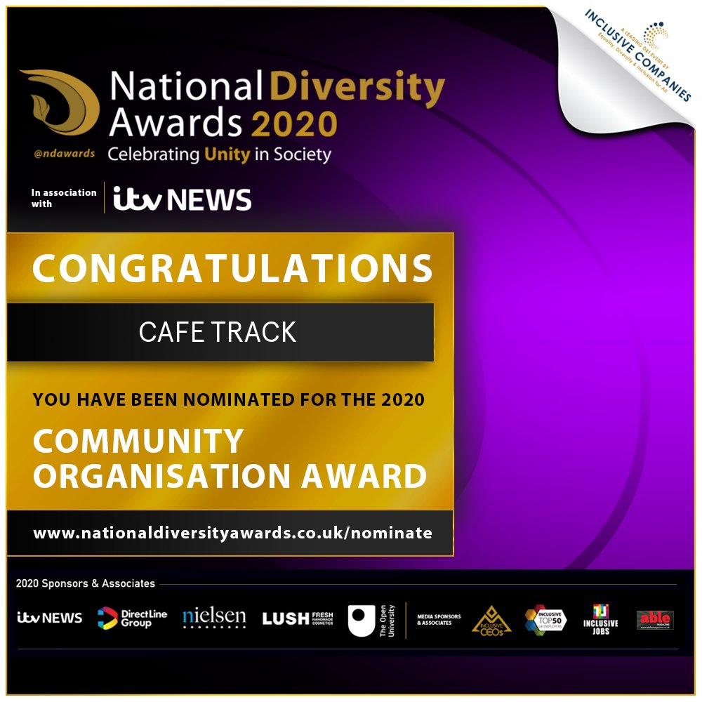 #WednesdayWisdom Please vote for us in the @ndawards nationaldiversityawards.co.uk/nominate/29789/ Remember to verify your email to confirm your vote #lovenorthampton #nn #autism #employment Under 2 weeks left to vote. Thank You