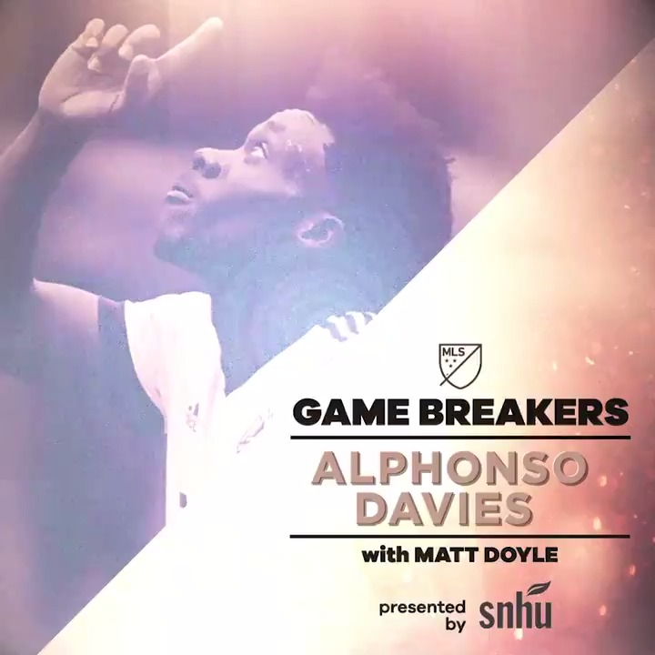 We saw it happen in @MLS, and we just saw it again today in the Champions League: Alphonso Davies is unreal. https://t.co/tdfpaXn6P8