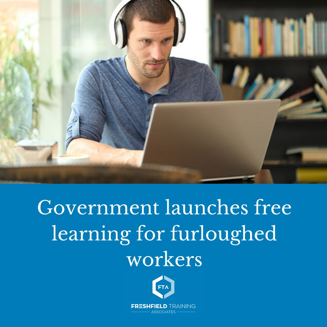 Employers are being urged to encourage furloughed staff to improve their skills while at home by using a new e-learning platform the Department for Education has introduced today.  Read more👉https://t.co/wZICx553Bx https://t.co/CQc24uZqyf