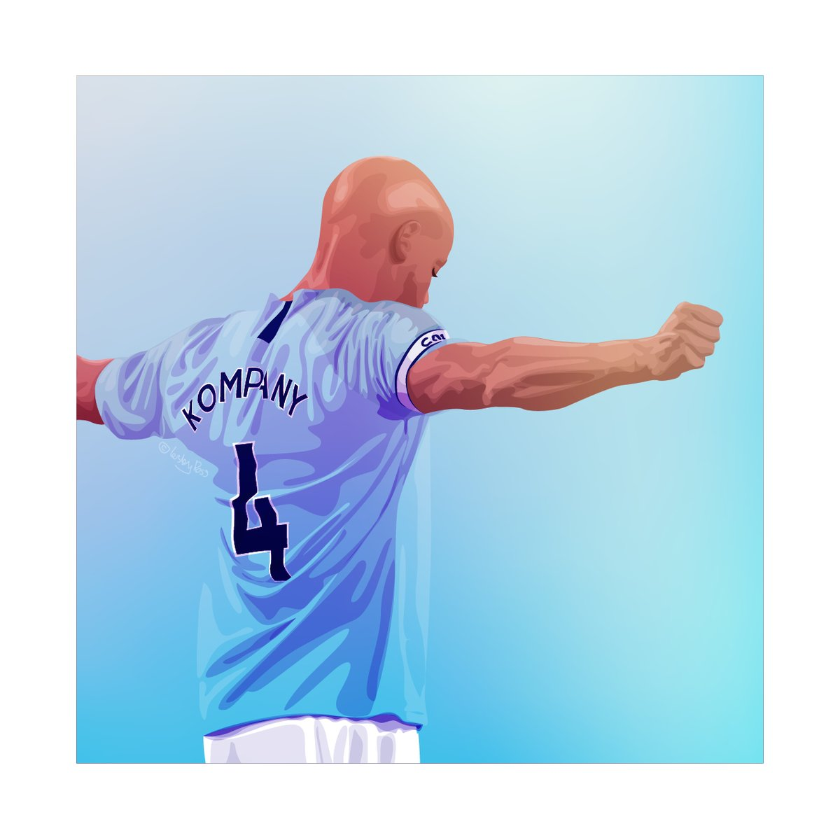 What an end to our last home game of the season & @VincentKompany last home game. The #Fourmidables Relive last ALL last seasons goals. Now half price £10 https://t.co/NXtwwbnO9P with a donation made by us to @tackle4mcr with each book sold. #ManCity #VincentKompany  Pls RT 😃 https://t.co/rQW3OtwhFY