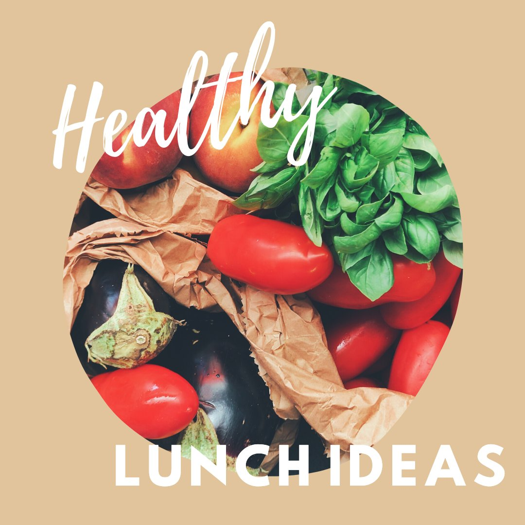 Fresh out of healthy lunch ideas? 🥗🤔✨ Try these fresh and healthy weekday lunch recipes. ➡️ nyti.ms/2Wa8yIW