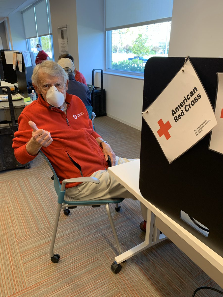 Proud of my dad for donating blood @INRedCross #doingmypart https://t.co/mIoAoBGLH1