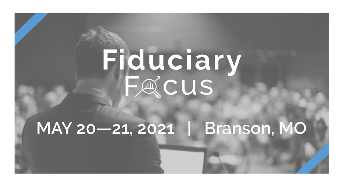 Fiduciary Focus Conference (@fiduciary_focus) | Twitter