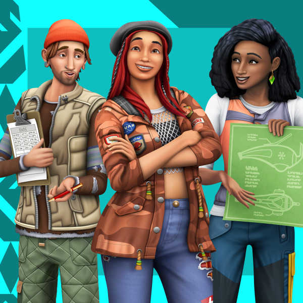 The Sims 4: ECO LIFESTYLE is out on June 5th!!! 🌎 Lets make a change, and green up your space Evergreen Harbor is just the right place! 🌱 You'll be surprised by what happens when your Sims start making the rules 😉: x.ea.com/63114 #EcoLifestyle