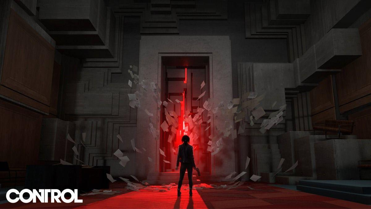 Been playing CONTROL over the week, hand's down one of the best art direction i have seen in a game, please support this game! @ControlRemedy , trully inspiring for any video game player/developer out there! <br>http://pic.twitter.com/2o3D51BY8r
